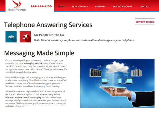 Responsive Website Design Conversions